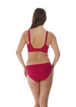 Leona Brief Red