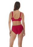 Fusion Full Cup Bra Red