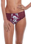 Olivia Brief Black Cherry