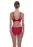 Anoushka Full Cup Bra Red