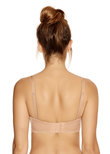 Smoothing Strapless Bra Nude