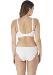 Ana Side Support Bra White