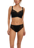 Jacqueline Lace Brief Black