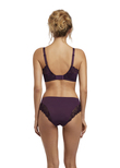 Rebecca Lace Brief Purple