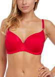 Rio Bueno Moulded Bikini Top Rouge