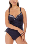 San Remo Underwire Tankini Top Ink