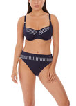 San Remo Adjustable Bikini Brief Ink
