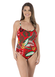 Vilamoura Underwire Swimsuit Lollipop