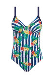 Porto Underwire Swimsuit Twilight