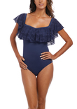 Marseille Underwire Swimsuit Twilight