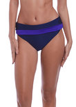 Ocean Drive Adjustable Bikini Brief Ink