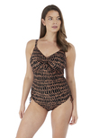 Kotu Underwire Swimsuit Copper