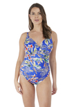 Burano Control Swimsuit Pacific