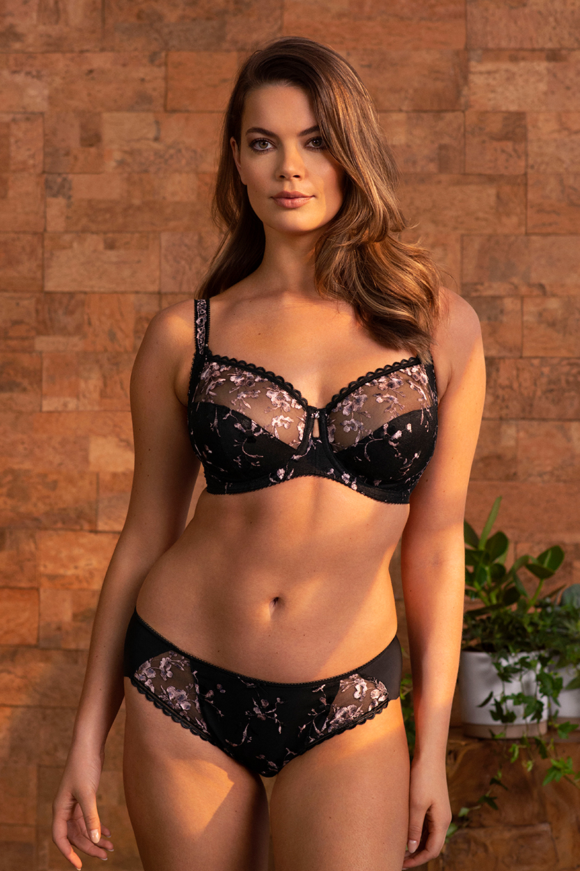 Fantasie Lingerie, Isla in Black